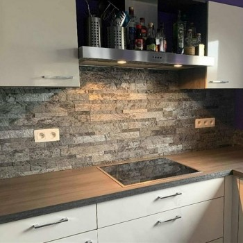 London Saphire Wall Covering
